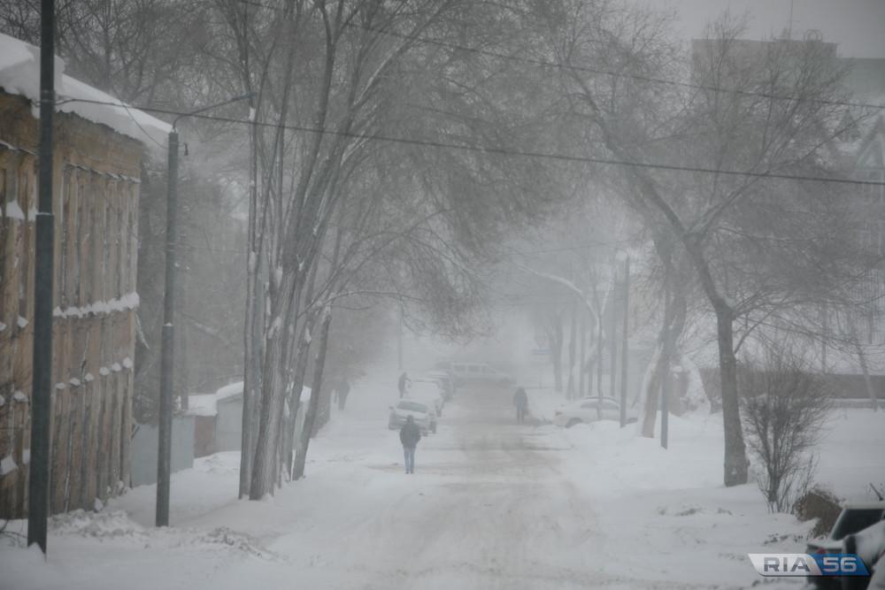 Морозы в Оренбуржье сохранятся на востоке области