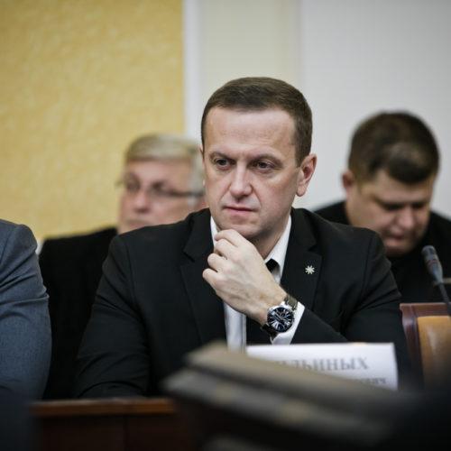 Владимир Ильиных предложил изменить законодательство в сфере благоустройства