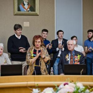 С семьей блокадницы Зои Николаевой из Оренбурга солдаты делились хлебом