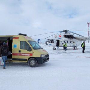Санавиация доставила двухгодовалого ребенка из Абдулино в больницу Оренбурга