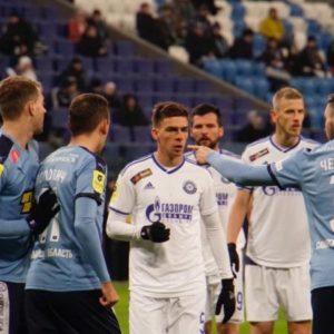 «Оренбург» и «Крылья Советов» сыграли в ничью, Деспот не забил пенальти