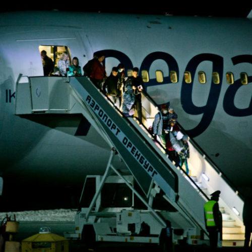 У прилетевших из Таиланда оренбуржцев не выявлен коронавирус