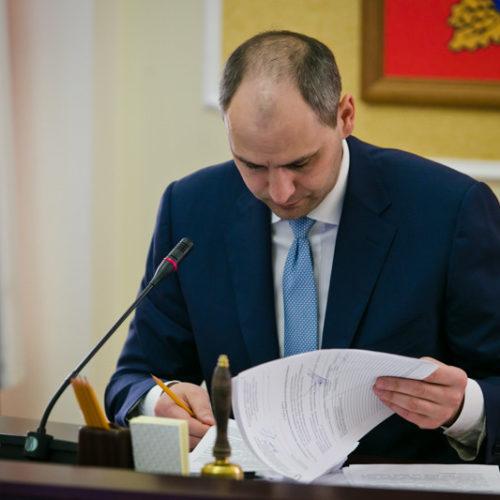 Денис Паслер продлил режим самоизоляции в Оренбуржье до 14 июня