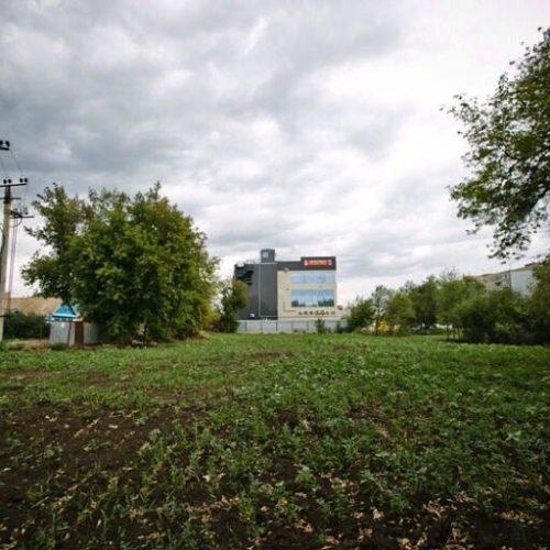 Два проекта застройки участка на проспекте Гагарина представили в Оренбурге