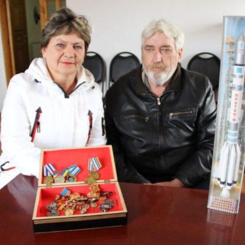 Большая часть жизни супругов Шевчук из Оренбуржья связана с Байконуром