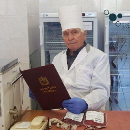 Оренбургский врач попал в Книгу рекордов России