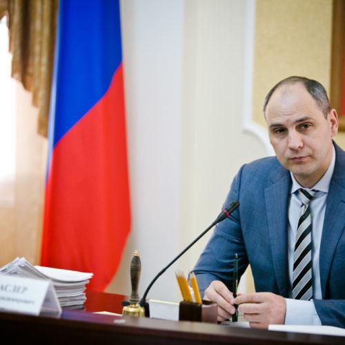 Денис Паслер отправил в отставку главу Домбаровского района