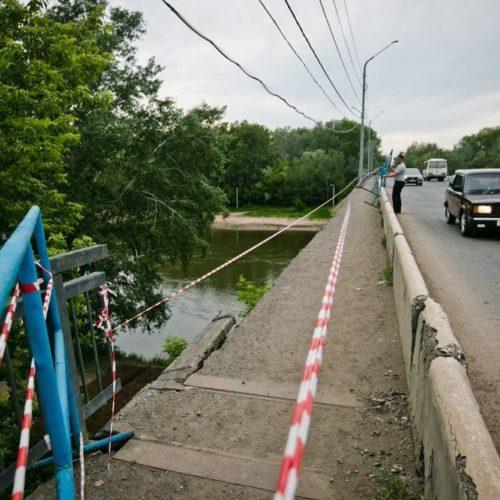 Заместитель главы Оренбурга прокомментировал аварию на мосту над Сакмарой