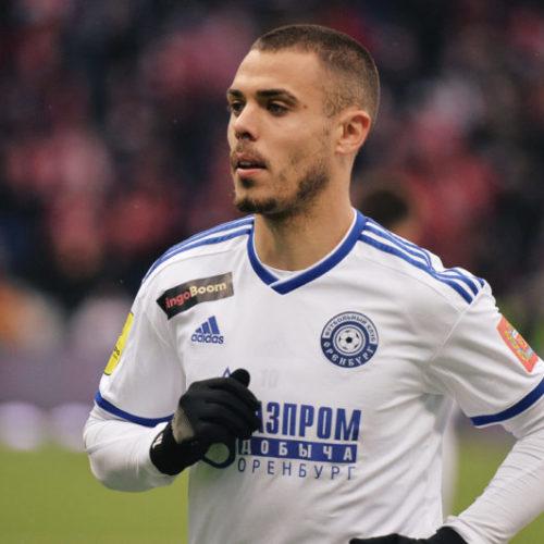 «Оренбург» расторг контракт с Алвешем, агент игрока обвиняет клуб в махинациях