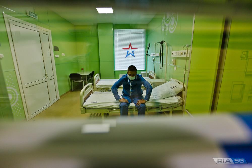 За сутки заражение COVID-19 выявили у 115 жителей Оренбуржья