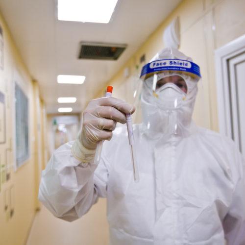 В Оренбуржье выявили 82 новых случая заражения коронавирусной инфекцией