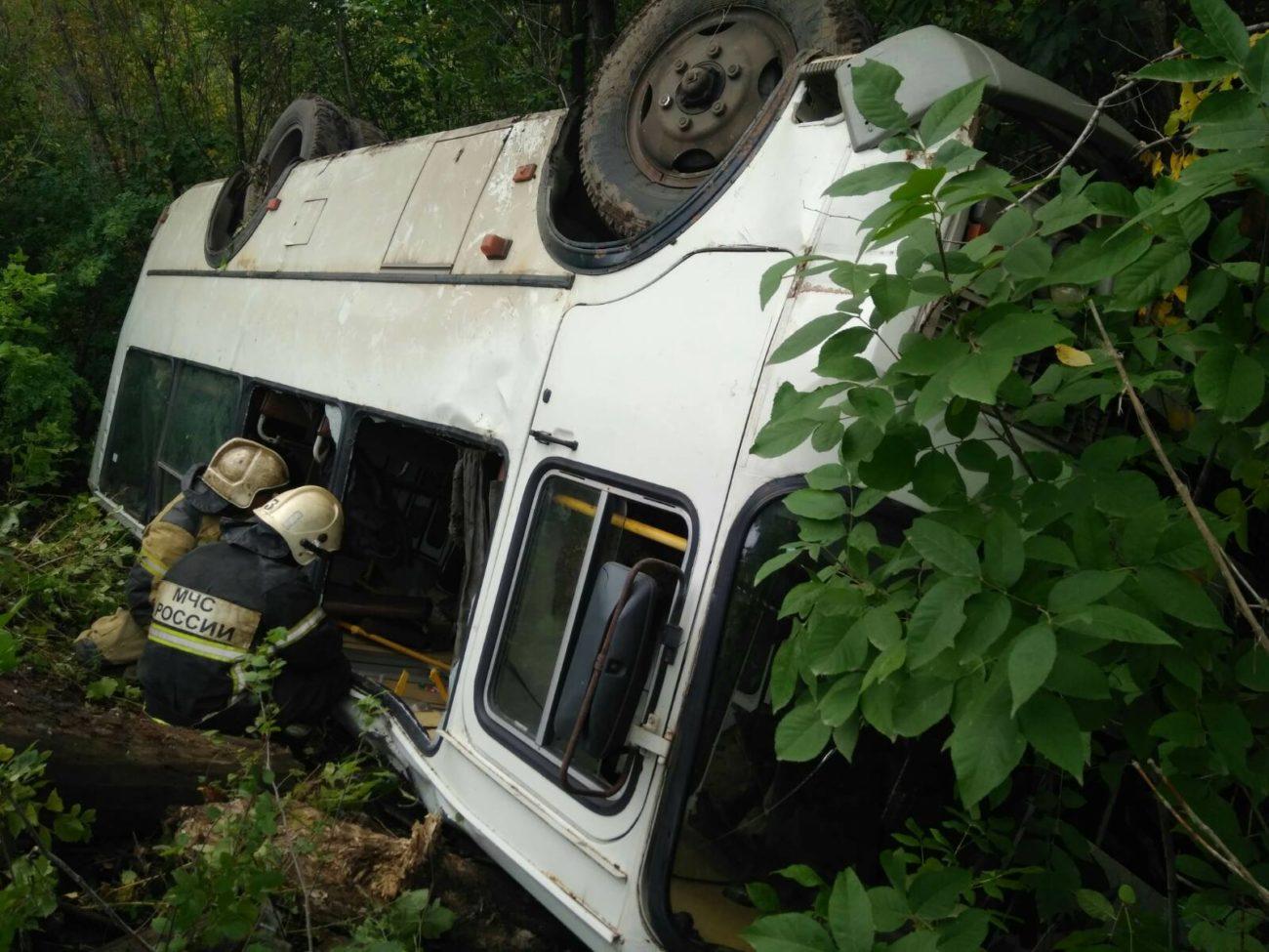 За гибель пассажира владелец оренбургского автобуса заплатит штраф