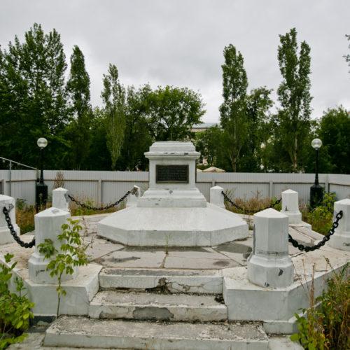 Ленин будет жить: условия возвращения памятника в Оренбурге