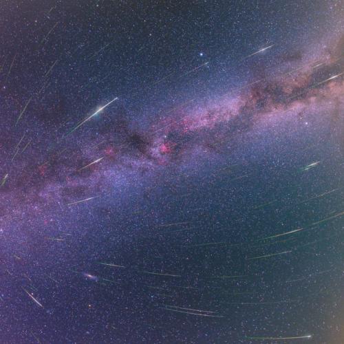 Оренбуржцам рассказали о лучших местах для наблюдения за звездопадом