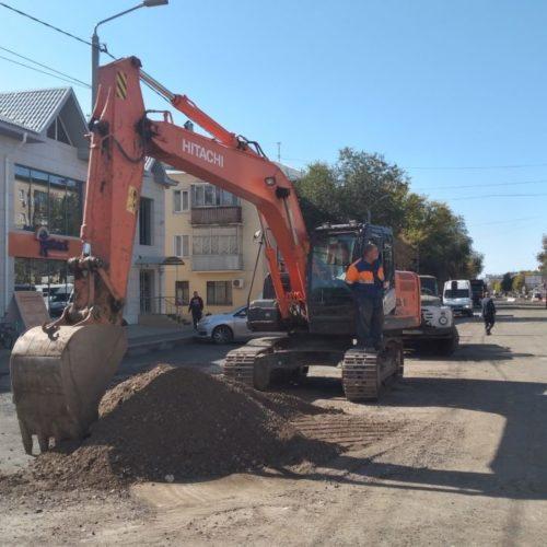 RIA56.ru опубликовал видео дорожных работ в Оренбурге