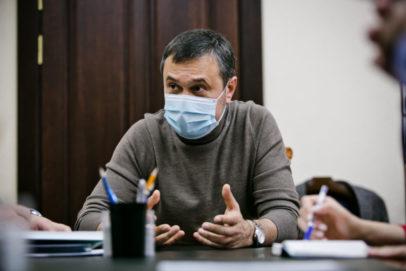 Игорь Сухарев заявил о реорганизации СМИ Оренбуржья и сайта правительства