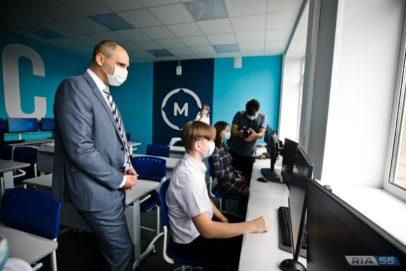 Денис Паслер обратился к родителям школьников по поводу ситуации с COVID-19