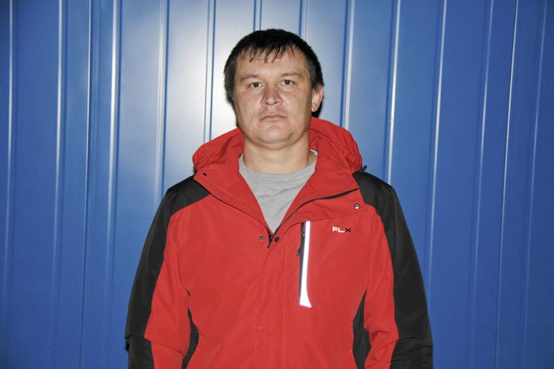 Новоорчанин Евгений Соболев стал мастером спорта