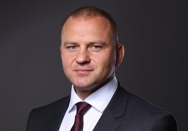 Сергей Салмин - министр спорта Оренбуржья