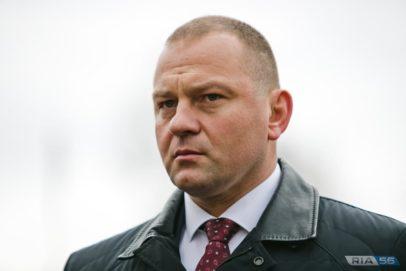 Министр спорта Сергей Салмин анонсировал строительство в Оренбурге ледовой арены