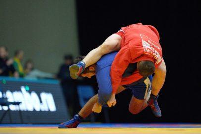 В Оренбурге пройдет чемпионат России по самбо