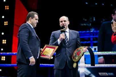 Денис Паслер: Праздник бокса даст толчок в развитии этого вида спорта