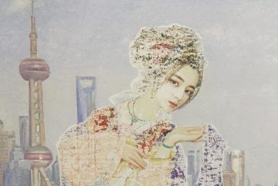 «Китайская» картина Никаса Сафронова стала в Оренбурге экспонатом недели
