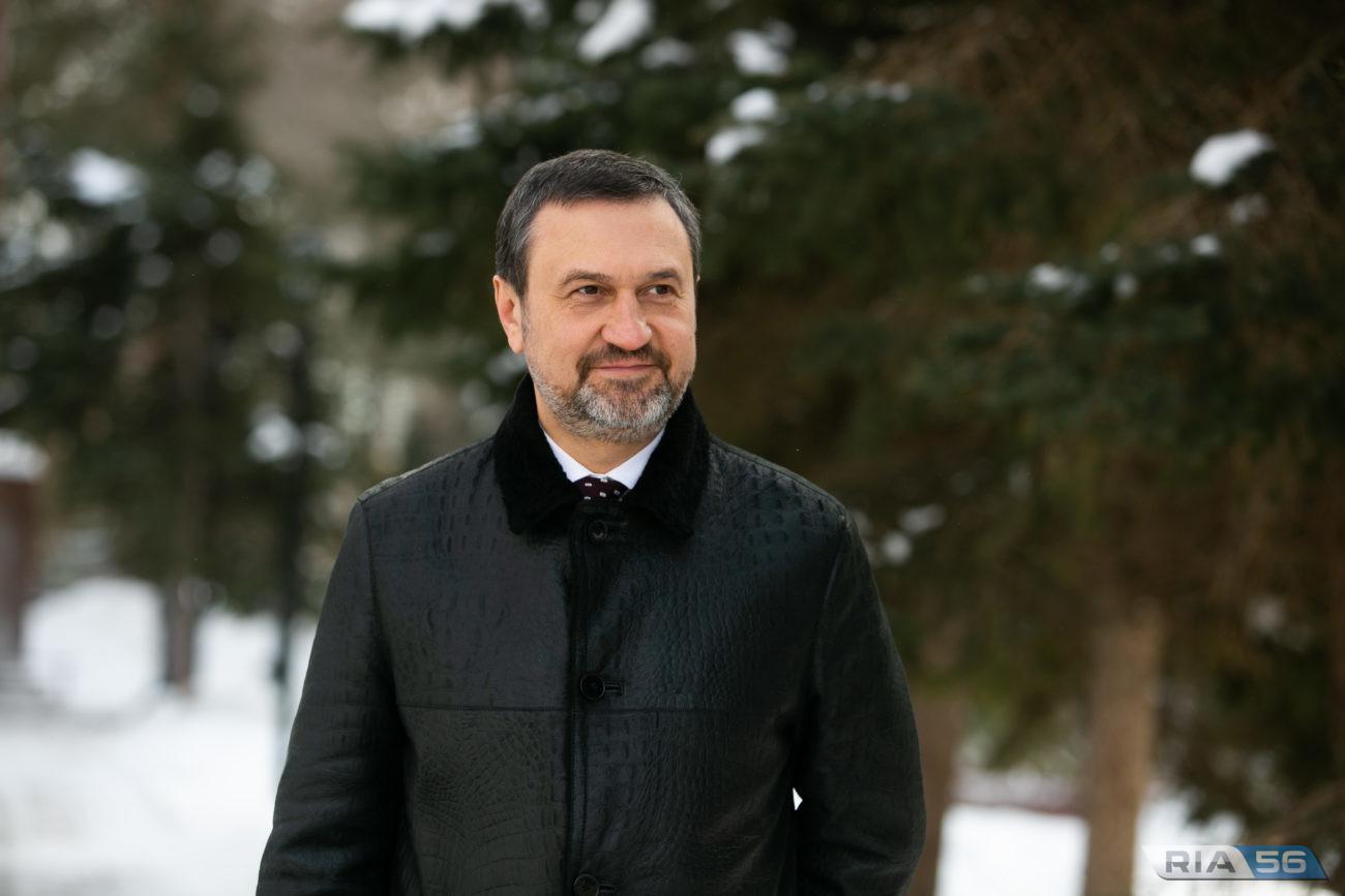 Игорь Сухарев - вице-губернатор – заместитель председателя правительства Оренбургской области по внутренней политике