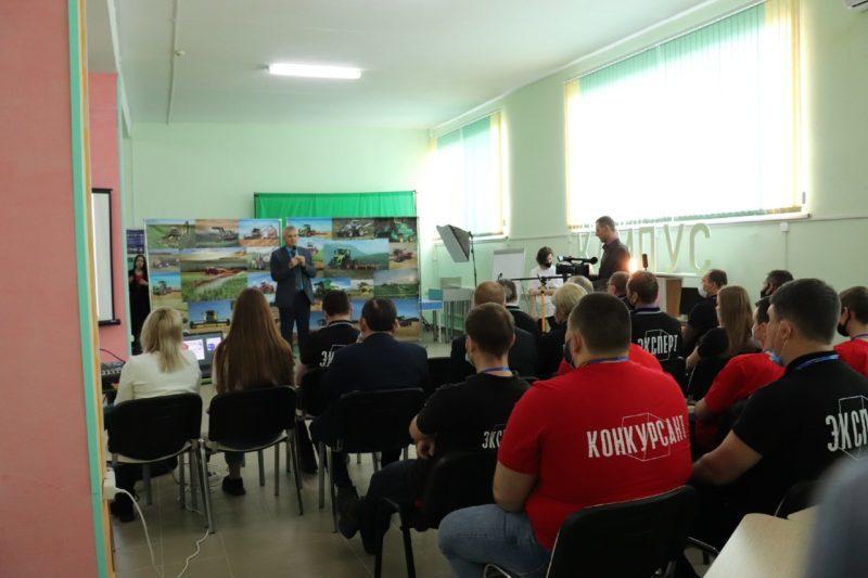 Пчеловоды соревнуются в Ташле на региональном чемпионате WorldSkills