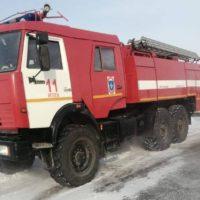 На трассе Оренбург – Орск для помощи водителям работает колонна МЧС