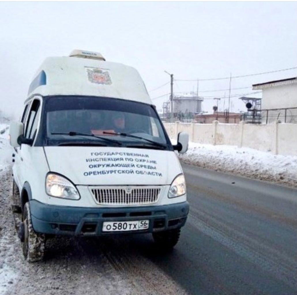 В Степном поселке Оренбурга не зафиксировали превышений ПДК загрязняющих веществ в воздухе