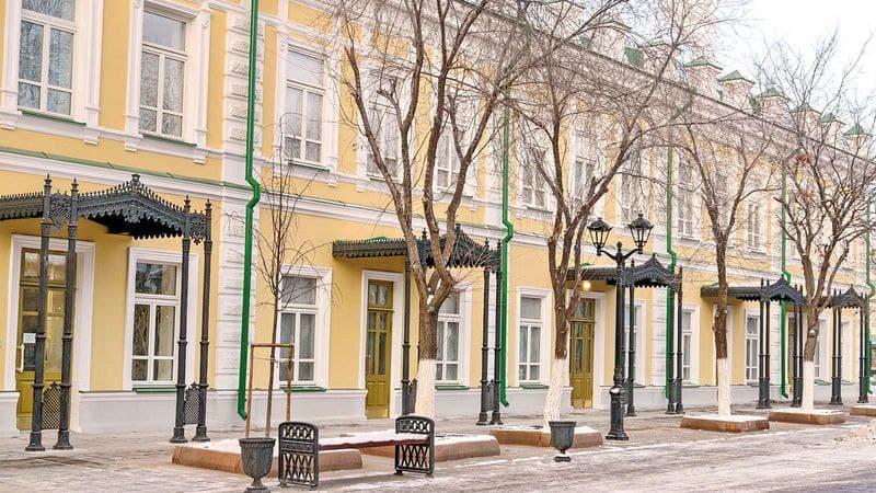 Оренбургский областной театр кукол