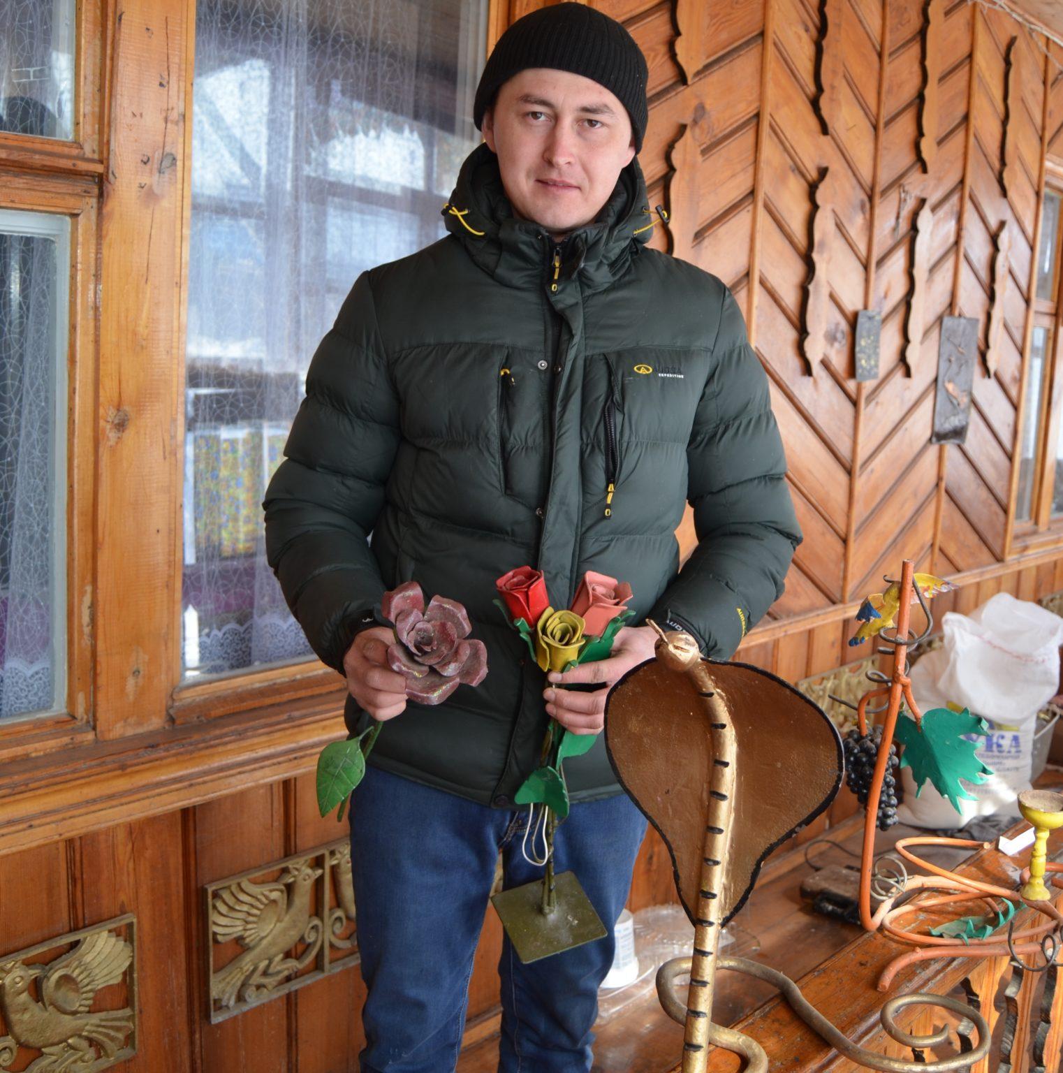 В с. Татарская Каргала Сакмарского района работает человек редкой профессии