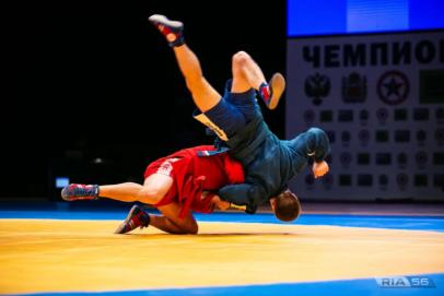 В Оренбурге в финале чемпионата РФ по самбо разыграют пять комплектов медалей