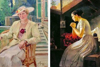В Оренбурге впервые откроется выставка картин из Русского музея Санкт-Петербурга