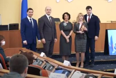 В Оренбуржье вручили дипломы выпускникам РАНХиГС