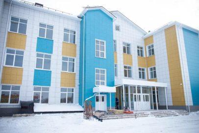 Школа в поселке Пригородный Оренбургского района готовится к открытию