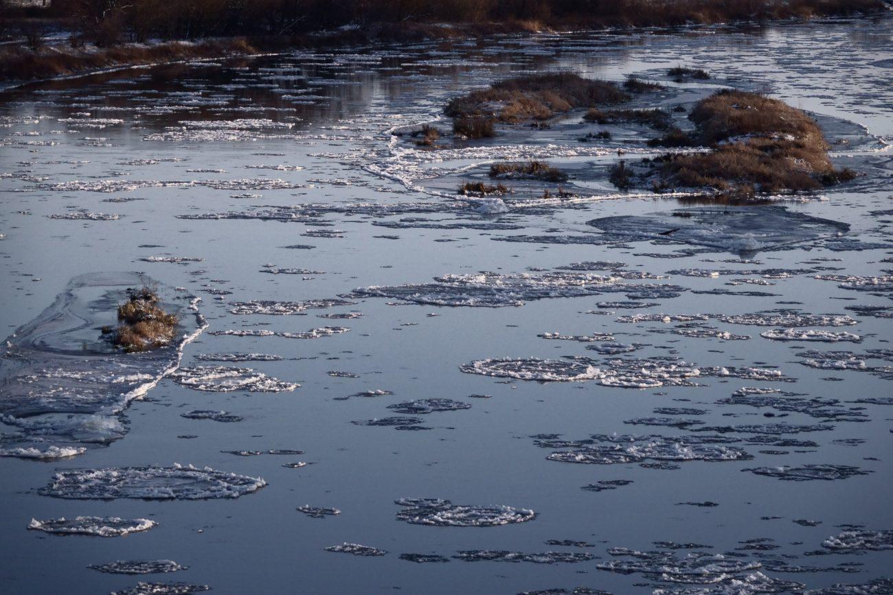 Большинство рек Оренбуржья освободятся ото льда в середине апреля