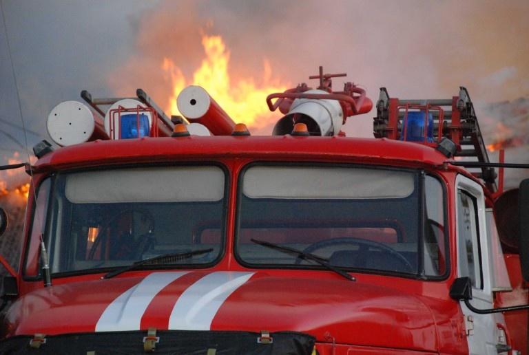 В Сорочинске рано утром 30 апреля сгорел автомобиль