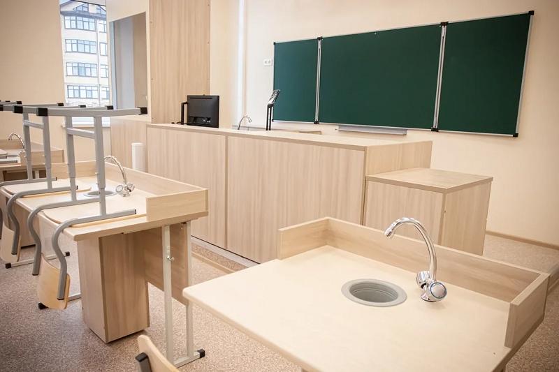 Школу в поселке Пригородном Оренбургского района планируют открыть ко Дню знаний