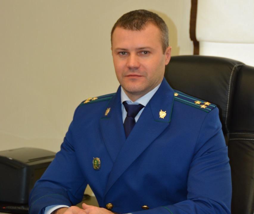 Андрей Жугин покинул пост прокурора города Оренбурга. Его назначили заместителем прокурора города Севастополя