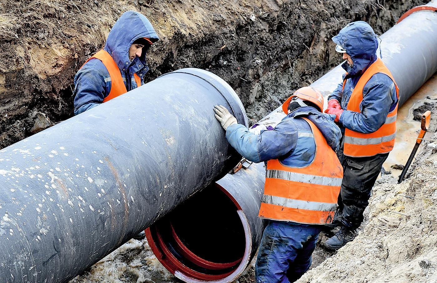 В 2021 Сорочинску выделят субсидии на капремонт водопроводной сети