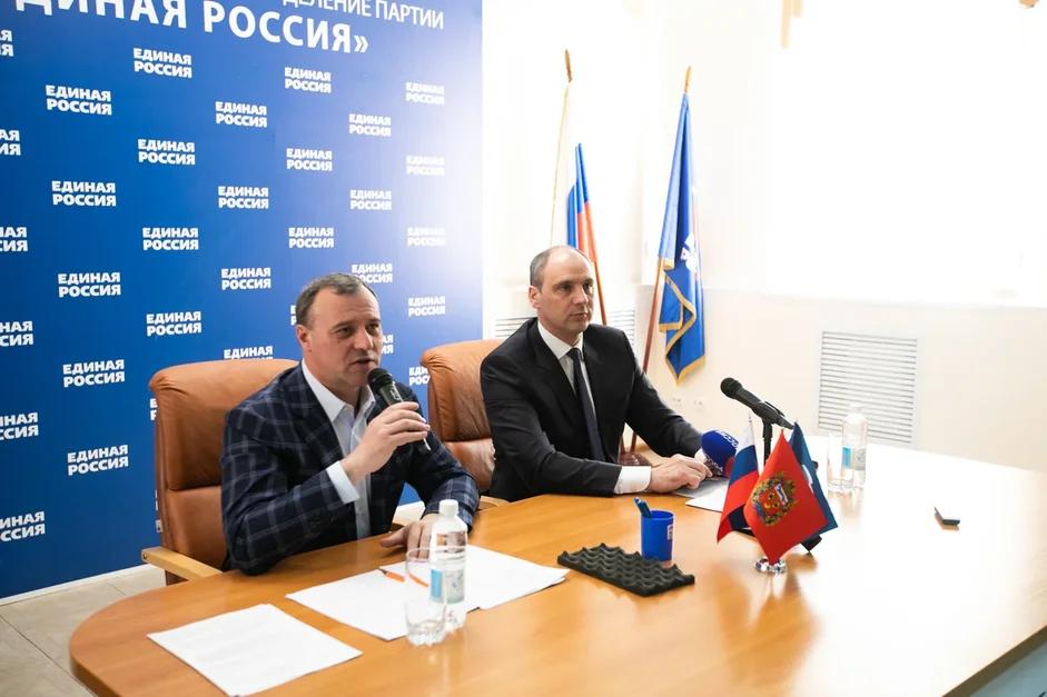 Денис Паслер поддержал предложение «Единой России» учредить региональную медаль «Дети войны»