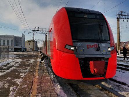 Электропоезд «Ласточка» между Оренбургом и Орском запустят 1 сентября