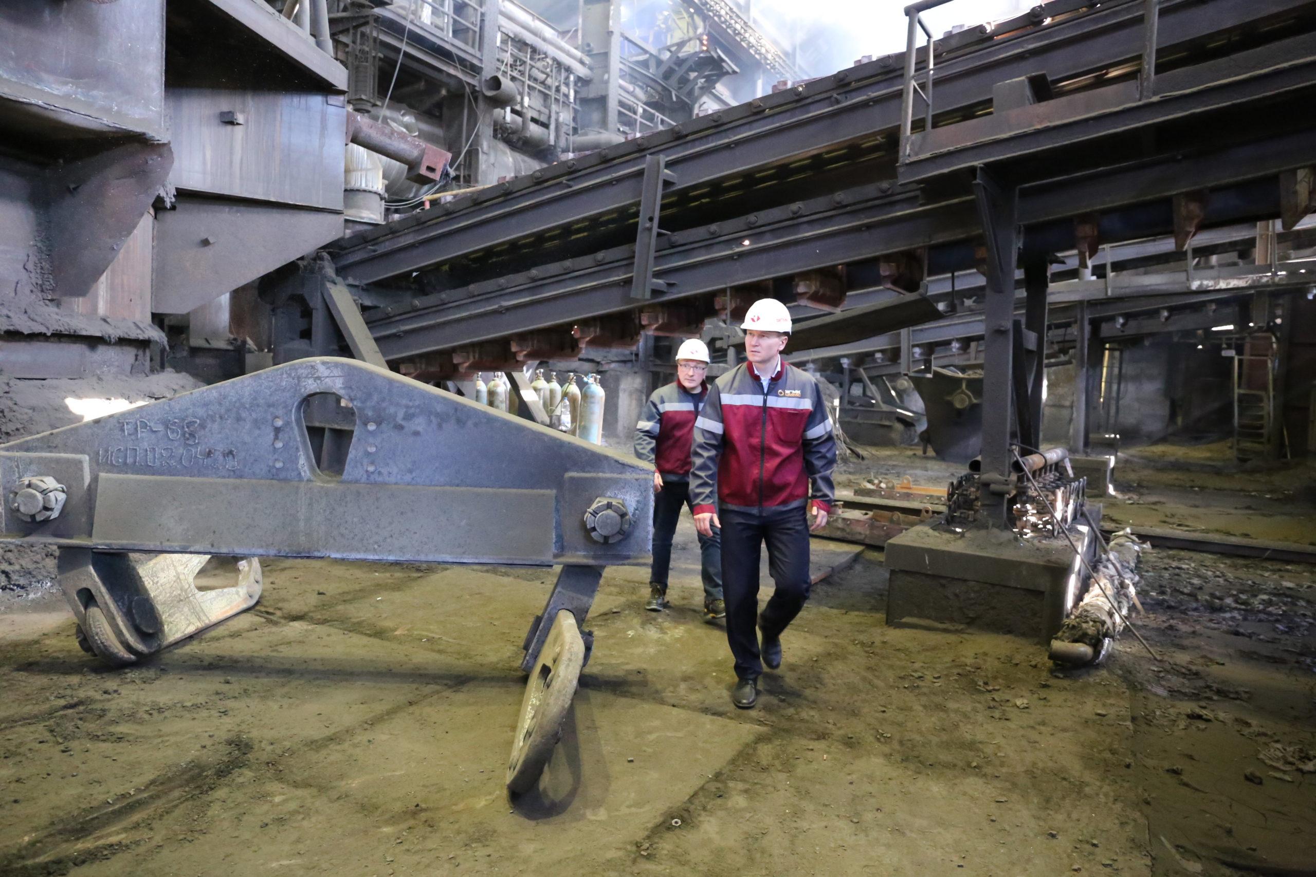 На Медногорском медно-серном комбинате будут созданы совместные с профсоюзом комиссии для решения наиболее актуальных вопросов условий труда рабочих