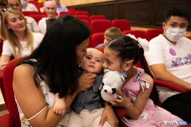 Оренбуржье получит еще более миллиарда рублей на выплаты детям от 3 до 7 лет
