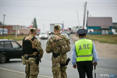 В Оренбуржье водители пытались дать взятку сотрудникам ДПС