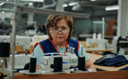 В Ясном предприятие получило более 8 млн рублей на модернизацию швейного производства