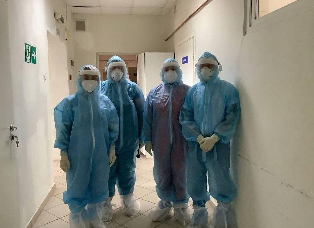Татьяна Савинова проверила COVID-госпиталь в Абдулино