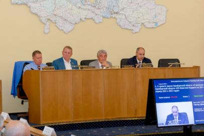Губернатор Оренбуржья поблагодарил депутатов Заксобрания за совместную работу